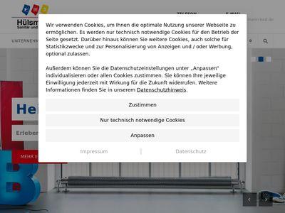 Hülsmann Sanitär und Heizung GmbH