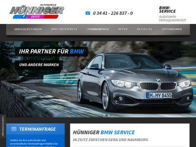 Automobile Hünniger GmbH
