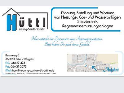 Hüttl - Heizung + Sanitär - GmbH