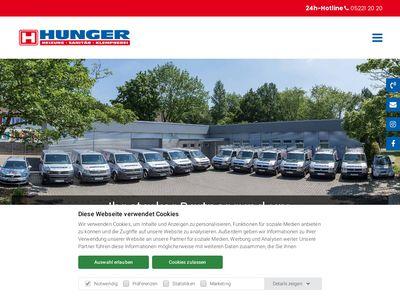 Hunger - Haustechnik GmbH