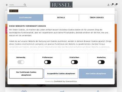 Hussel Süsswarengeschäft GmbH