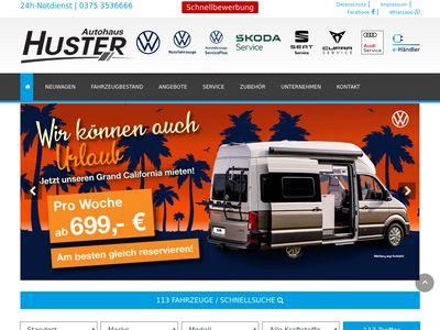 Autohaus Joachim Huster GmbH