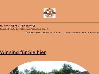 Huvona Tierfutter Service