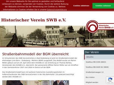 Historischer Verein Stadtwerke Bonn e.V.