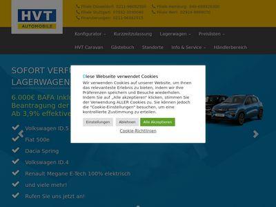 HVT Automobile GmbH Autohändler