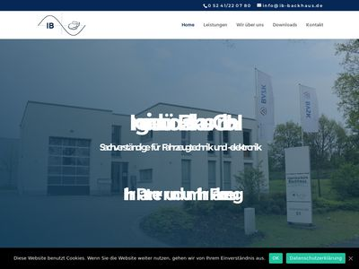 Ing. Büro Backhaus GmbH
