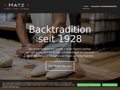 Bäckerei Hatz