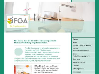 IFGA Physiotherapieschule