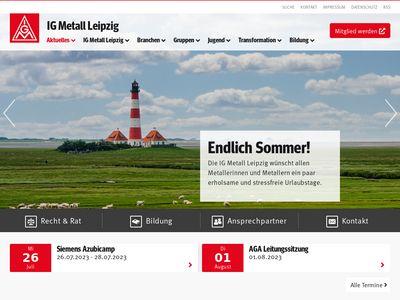 IG Metall Verwaltungsstelle Leipzig
