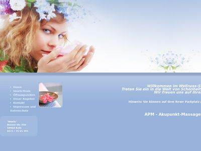 Iris Düren Massage - Wellness Institut