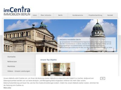 ImCentra Immobilien Berlin GmbH