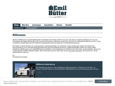 Immobilien Emil Hütter GmbH & Co. KG