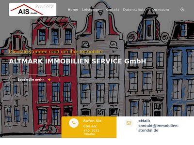 Immobilien Altmark Immobilienservice