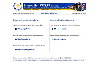 Immobilien Wolff GmbH
