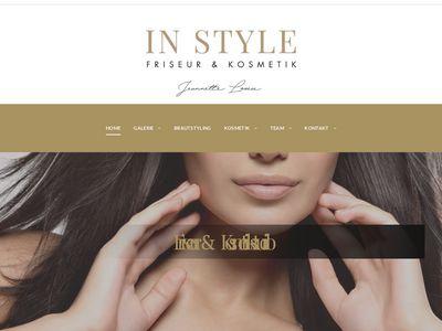 In Style- Friseur und Kosmetik