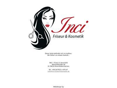 Friseur und Kosmetik Inci Friseursalon