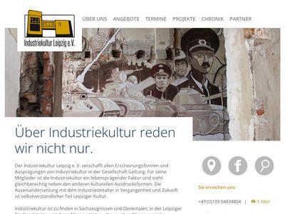 Verein für Industriekultur Leipzig e.V.
