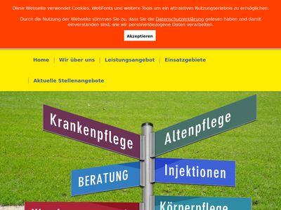 Häusliche Krankenpflege Ines Dorn GmbH