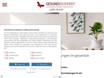 Gasteig Naturwaren Handels GmbH