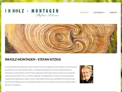 In Holz-Montagen