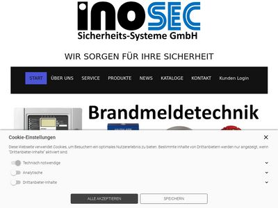 Inosec Sicherheits-Systeme GmbH