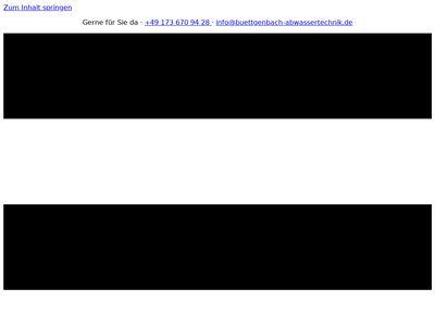 Büttgenbach Sanitär & Heizung GmbH