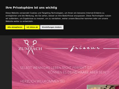 Friseur Iris Zumbach