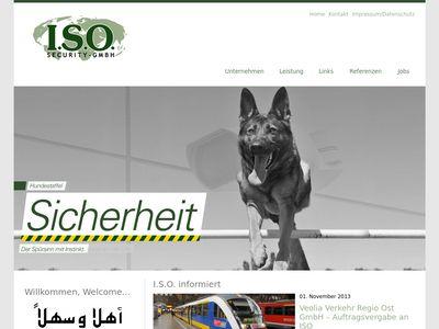 I.S.O. - Security GmbH