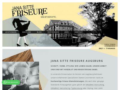 Jana Sitte Friseure