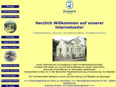 Projektentwicklung Jansenimmobilien GmbH