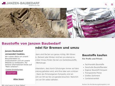 Janzen-Baubedarf GmbH & Co. KG
