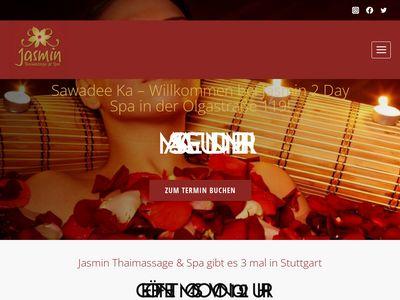 Jasmin 2 Day Spa & Thaimassage