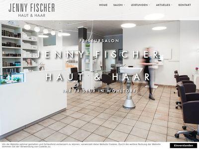 Jenny Fischer Haut Haar