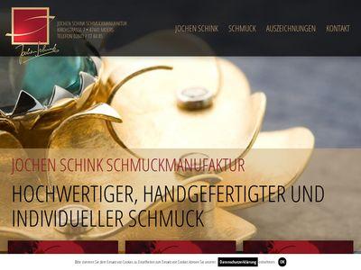 Jochen Schink Schmuckmanufaktur