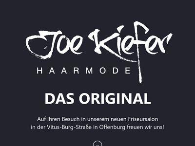 Joe Kiefer Haarmode