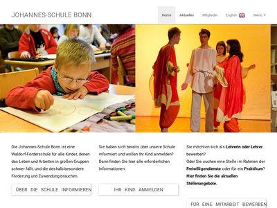 Johannes-Schule Bonn