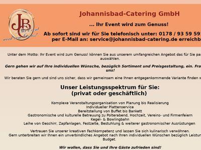 Johannisbad Catering GmbH