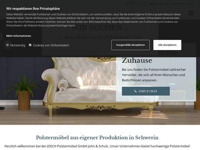 Josch-Polstermöbel GmbH Möbelpolsterei