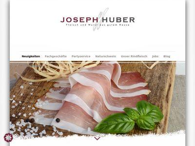 Metzgerei Joseph Huber