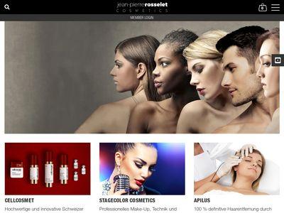 Jean Pierre Rosselet Cosmetics AG