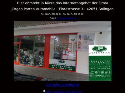 JP Automobile Jürgen Patten