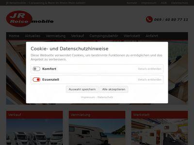 JR Reisemobile