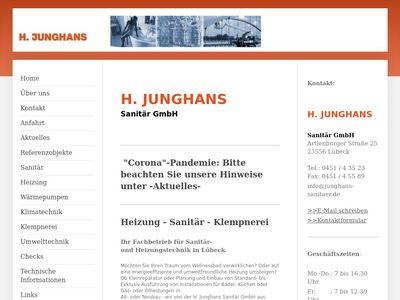 H. Junghans Sanitär GmbH