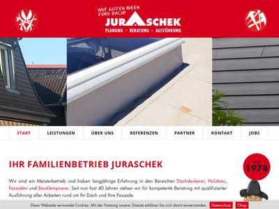 Juraschek GmbH Dachdeckerei