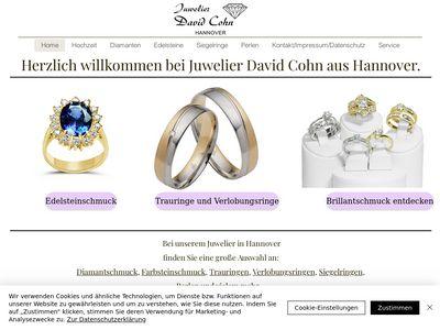 Juwelier David Cohn
