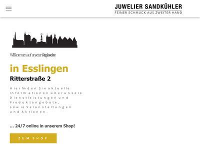 Juwelier Sandkühler Esslingen GmbH