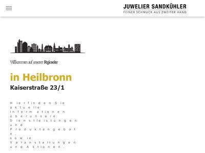 Juwelier Sandkühler OHG