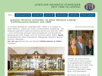 Schneider Heinrich Juwelier