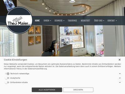 Uhren und Schmuck Theo Maier GmbH