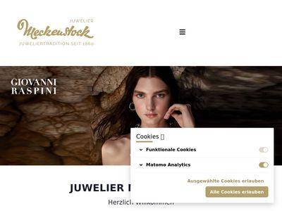 Juwelier Meckenstock